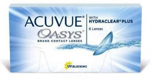 ACUVUE® OASYS™ BC 8.4 + Fresh Eye 360 ml Sosnowiec