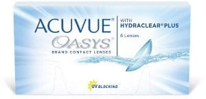 Acuvue Oasys Hydraclear Plus 6 szt.