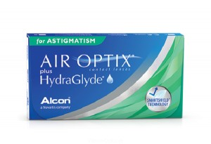 Air Optix plus HydraGlyde for Astigmatism 6 szt