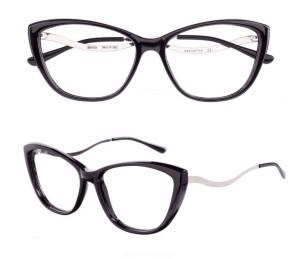 Dekoptica okulary izabell kocie + szkła korekcyjne Zdjęcie