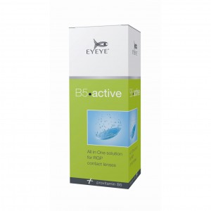 BARNAUX Eyeye B5 active 200 ml. do twardych soczewek