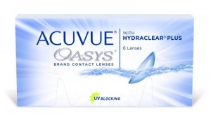 ACUVUE  OASYS  BC 8.4 + Fresh Eye 500 ml