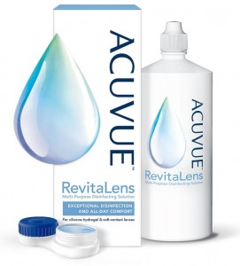 ACUVUE  RevitaLens 360 ml